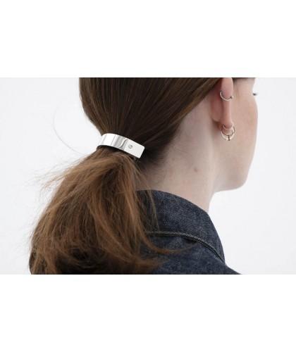 barrette cheveux pour queue de cheval