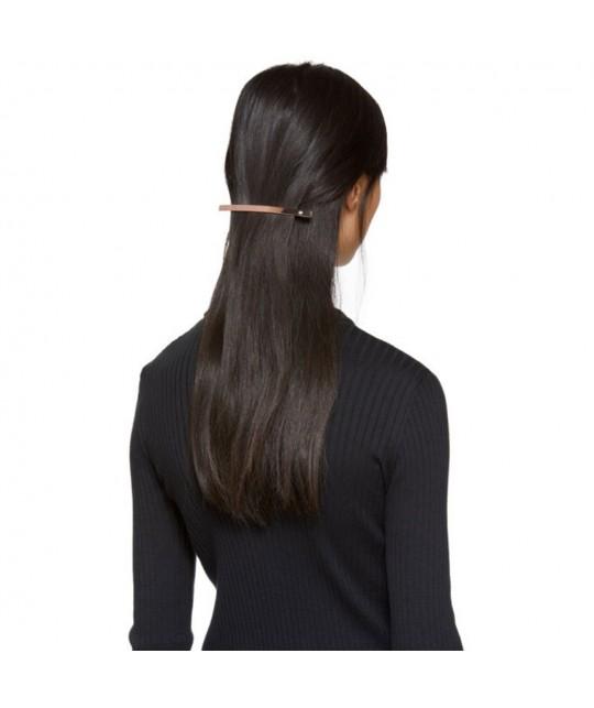barrette pour cheveux fins