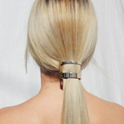 Hairclip for ponytail 047
