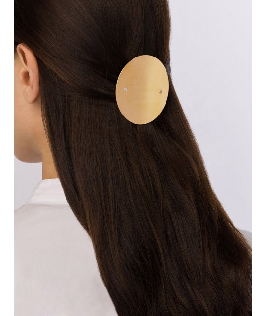 Hair clip cheveux en or pour une coiffure facile et chic